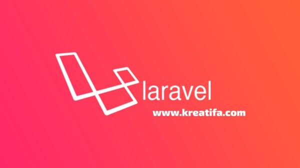framework-laravel-kreatifa
