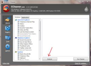 komputer lemot ccleaner
